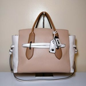 Coach 1941 68005 Colorblock Shadow Carryall